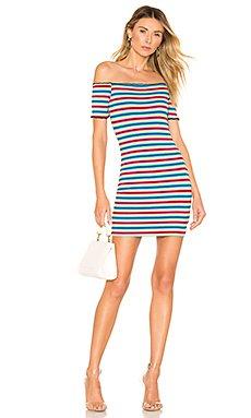 Trisha Mini Dress                     superdown