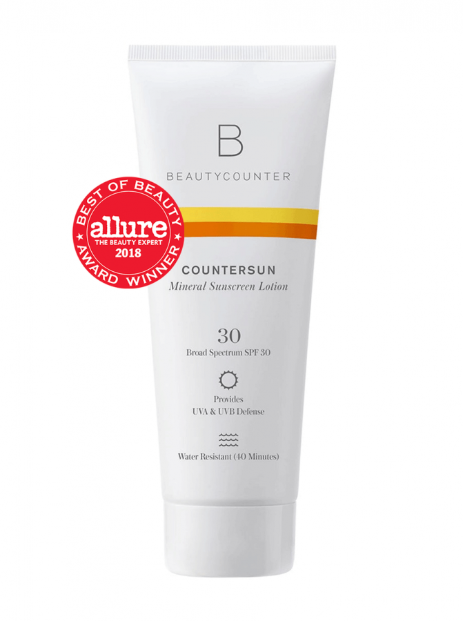 Countersun Mineral Sunscreen Lotion SPF 30 – 6.7 oz.