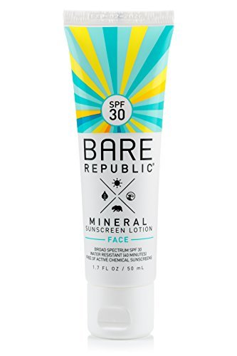 Mineral Face Sunscreen Lotion SPF 30