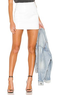 Cherie Mini Skirt                     superdown