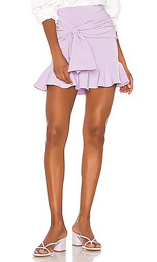 Farah Mini Skirt                     Song of Style