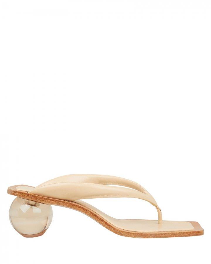 Jasmin Ball Heel Flip Flops