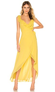 RSVP by BB Dakota Formation Maxi Dress                     BB Dakota