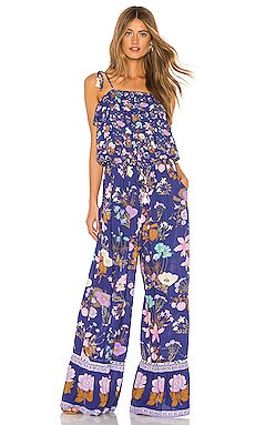 Wild Bloom Strappy Pantsuit                     Spell & The Gypsy Collective