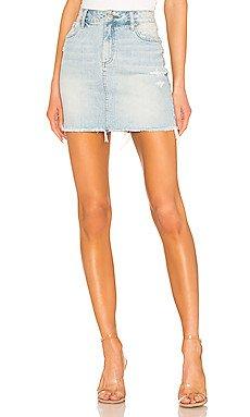 Sierra High Rise Pencil Skirt                     PISTOLA