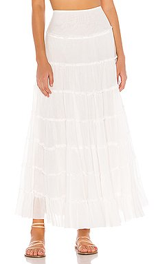Stuck In A Moment Skirt                     Free People