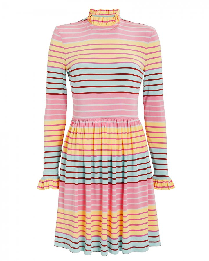 Baby Long Sleeve Jersey Dress