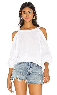 Chill Out Long Sleeve Tee                     Free People