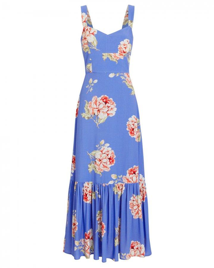 Mitzie Floral Sleeveless Dress