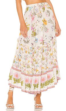 Wild Bloom Maxi Skirt                     Spell & The Gypsy Collective