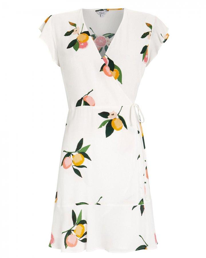 Leanne Wrap Dress