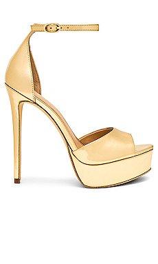 Margo Platform Sandal                     RACHEL ZOE