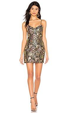 Susanna Floral Dress                     superdown