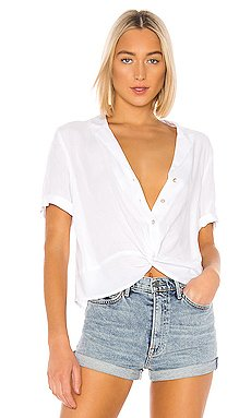 Boxy Button Down                     BCBGeneration