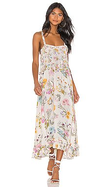 X REVOLVE Wild Bloom Strappy Dress                     Spell & The Gypsy Collective