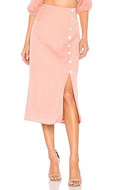 Violeta Midi Skirt                     Privacy Please
