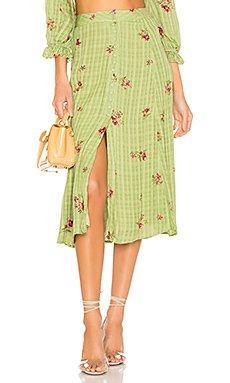 Sunday Skirt                     MAJORELLE