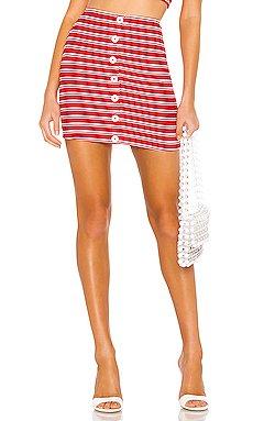 Pacifico Mini Skirt                     Privacy Please