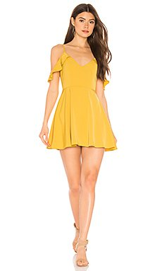 Mandy Cami Fit & Flare Dress                     superdown