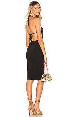 Tru Midi Dress                     superdown
