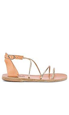 Meloivia Sandal                     Ancient Greek Sandals