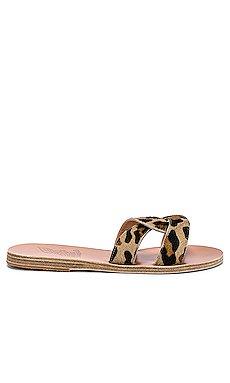 Desmos Sandal                     Ancient Greek Sandals