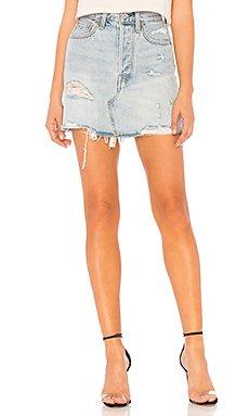 Deconstructed Skirt                     LEVI\'S