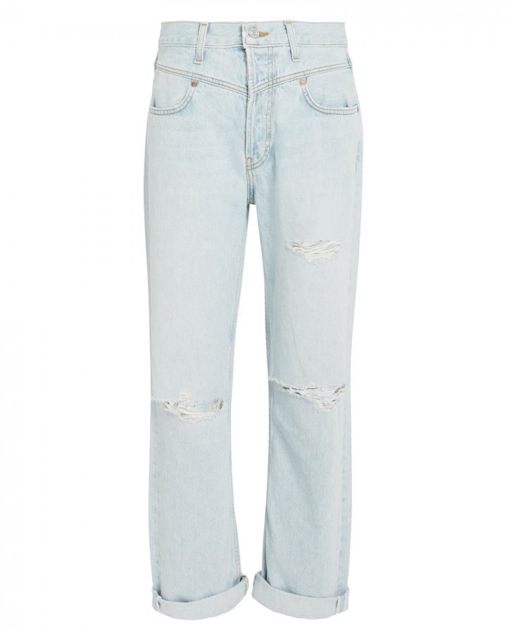 90\'s Double Yoke Jeans