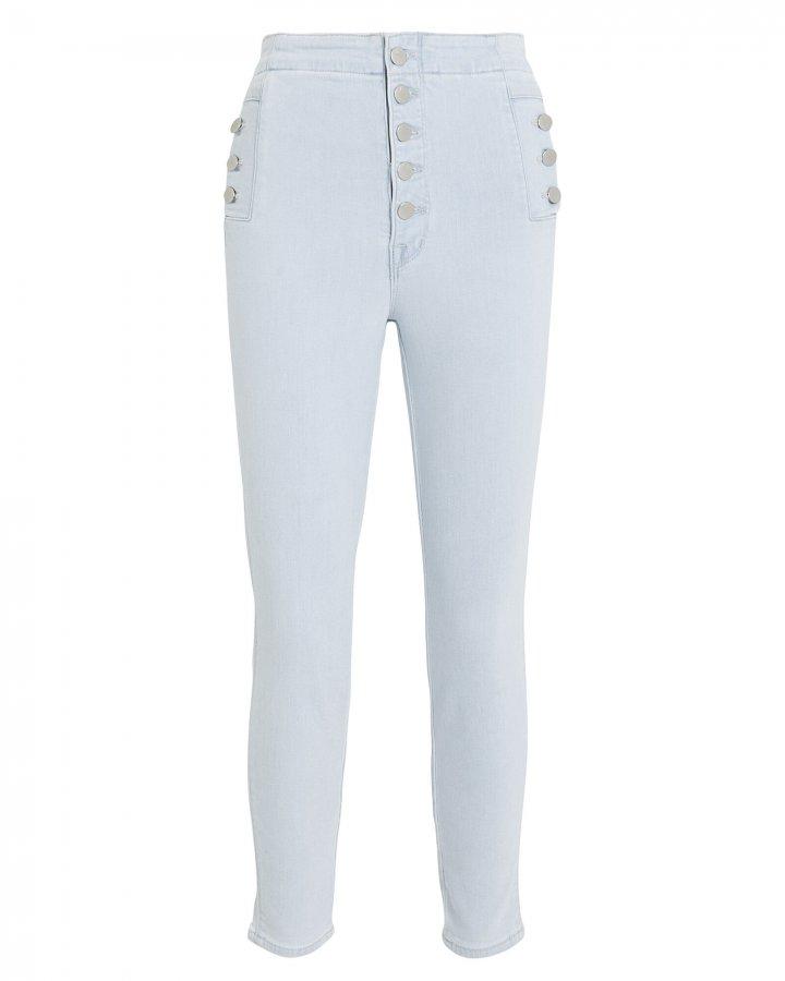 Natasha High-Rise Skinny Jeans