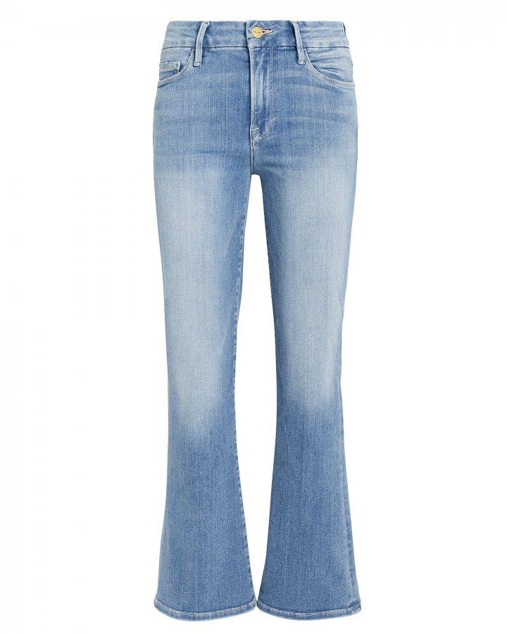 Le Crop Boot Jeans