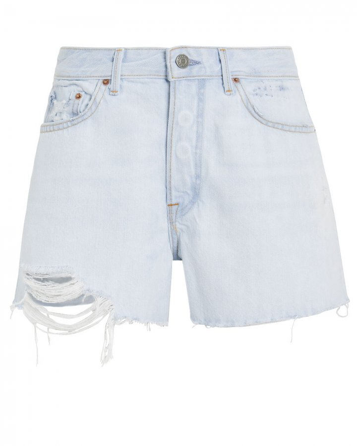 Helena Denim Shorts