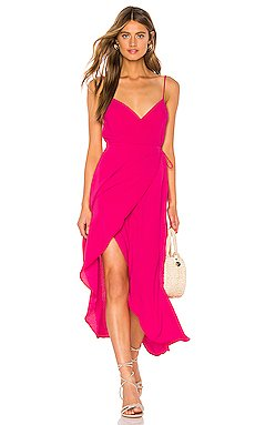 X REVOLVE Meghan Wrap Dress                     Show Me Your Mumu