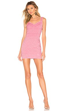 x REVOLVE Sirena Tweed Mini Dress                     superdown
