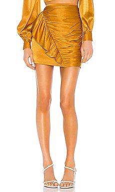 Kaylee Mini Skirt                     Camila Coelho