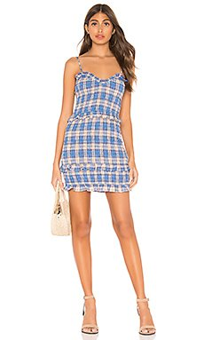 Keaton Mini Dress                     Lovers + Friends