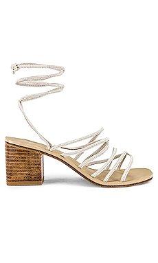 Cross Sandal                     RAYE