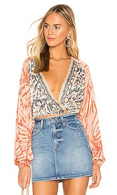 Cruisin Together Blouse                     Free People