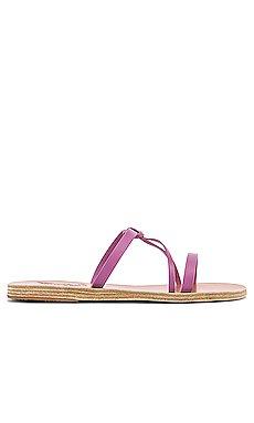 Spetses Sandal                     Ancient Greek Sandals