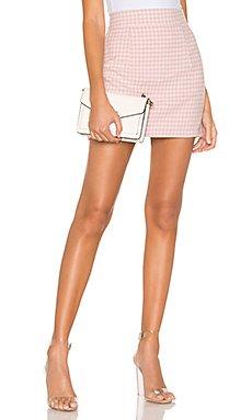 Natalya Mini Skirt                     superdown
