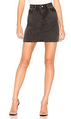 Mallory Skirt                     Dr. Denim