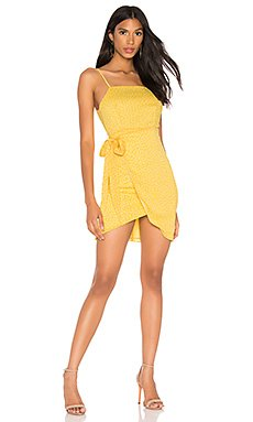 Morgan Layered Mini Dress                     superdown