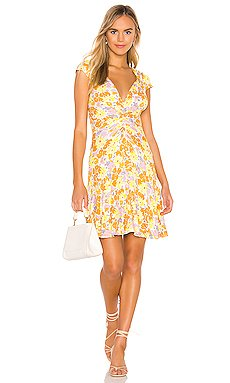 Key To Your Heart Mini Dress                     Free People