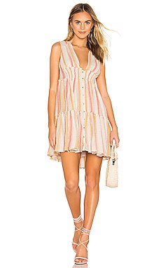 Do It Again Mini Dress                     Free People