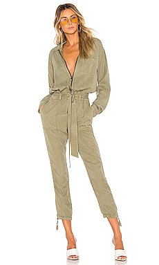 Zip Jumpsuit                     Pam & Gela