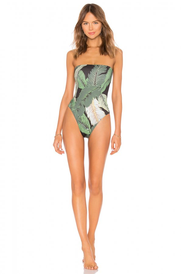 x REVOLVE Amber One Piece