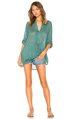 Mini Fold Caftan Dress                     Vix Swimwear