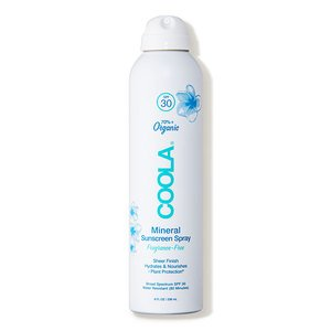 COOLA Mineral Body Sunscreen Spray SPF 30