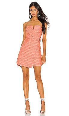 Zoe Dress                     Line & Dot