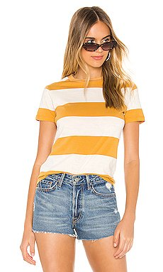 Big Stripe Tee                     ROLLA\'S