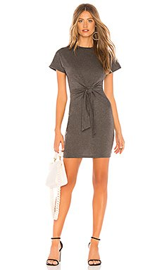 Sydney Tie Front Dress                     About Us